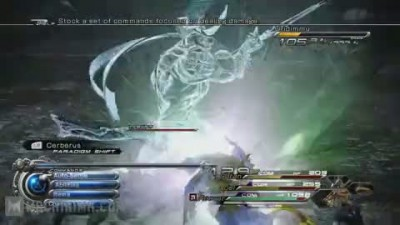 "Final Fantasy XIII-2 ""Monsters of Madness Trailer"""