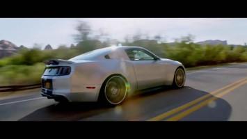 "NFS: Жажда скорости [Фильм] ""Шедевр - Shelby Ford Mustang"""