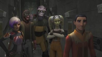 Звёздные войны: Повстанцы (3 сезон)