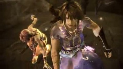 "Final Fantasy XIII-2 ""PAX 2011: Reach for the Future Trailer"""