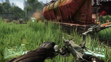 Crysis на бюджетном PC в 0K (GTX 070)