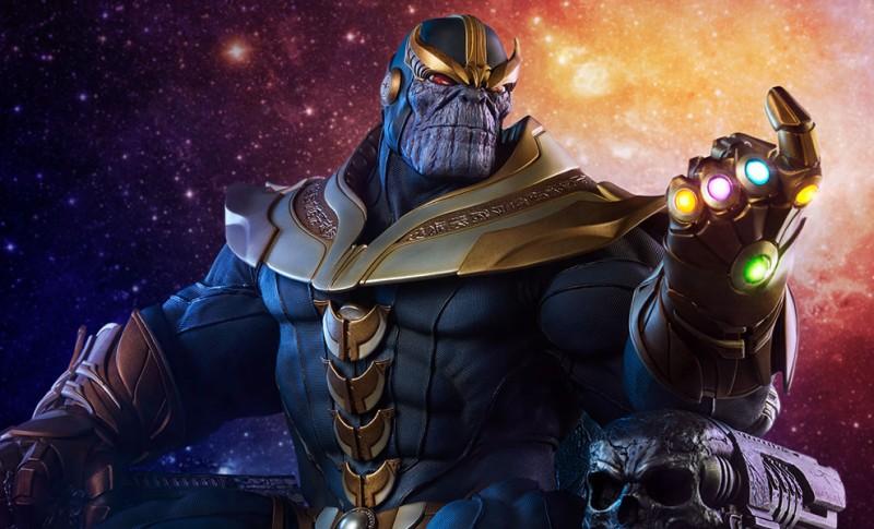 Танос (Marvel)