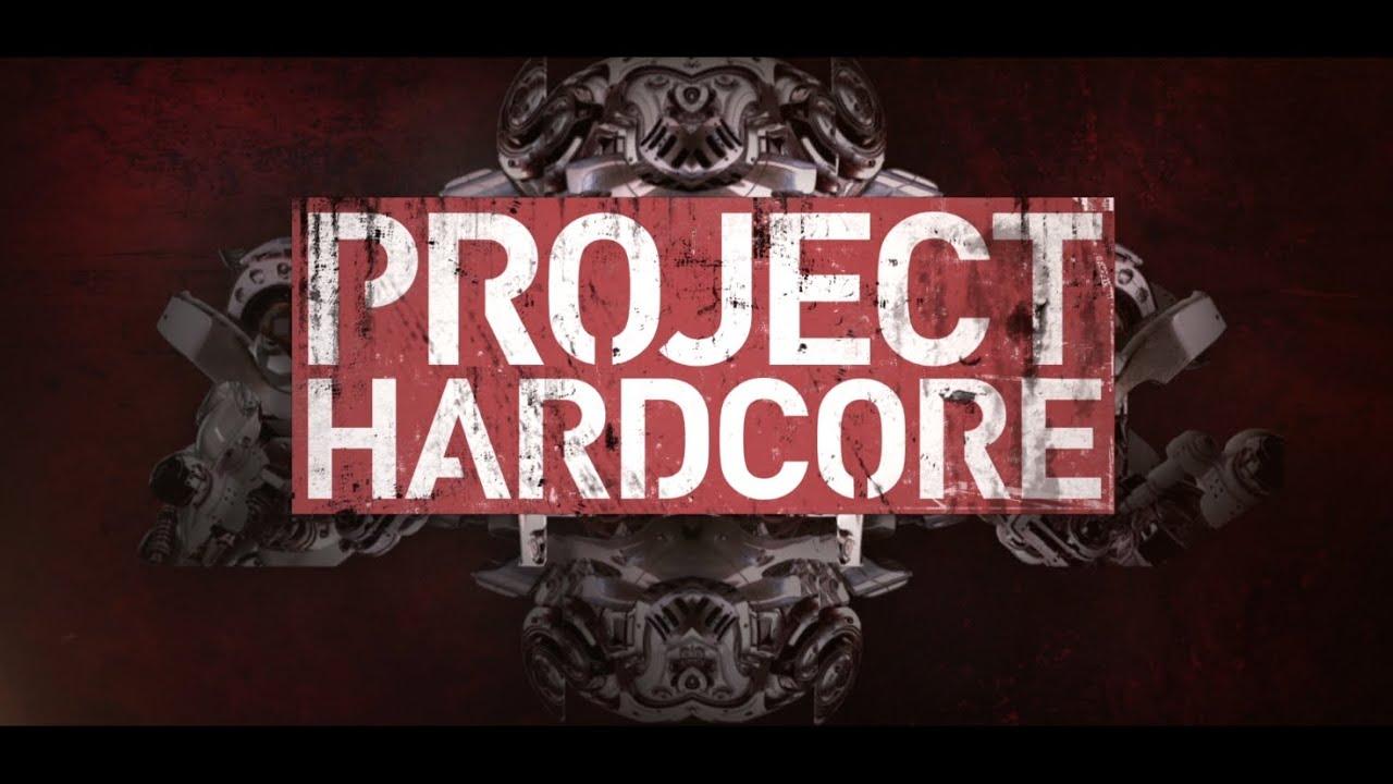 Project hardcore version