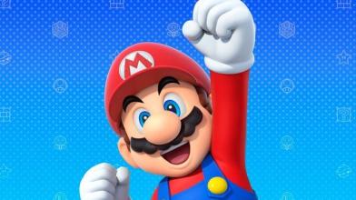 Как выглядит Марио без усов?
