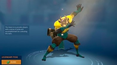 Разработчики Battlerite тоже троллят Electronic Arts