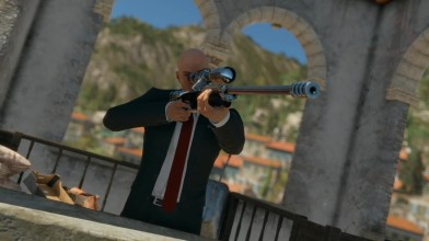 HITMAN Welcome to Sapienza - GMV
