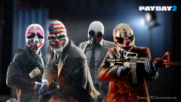 PAYDAY 2: The First-Person Animations Update