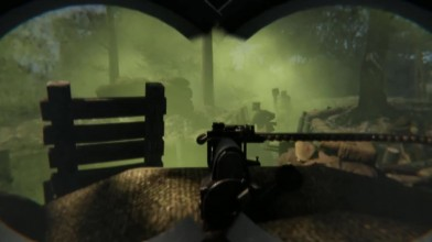 "Verdun - Hotchkiss M1909 ""Benet-Mercie""- Кинематографический геймплей без Hud Ultra Graphics"