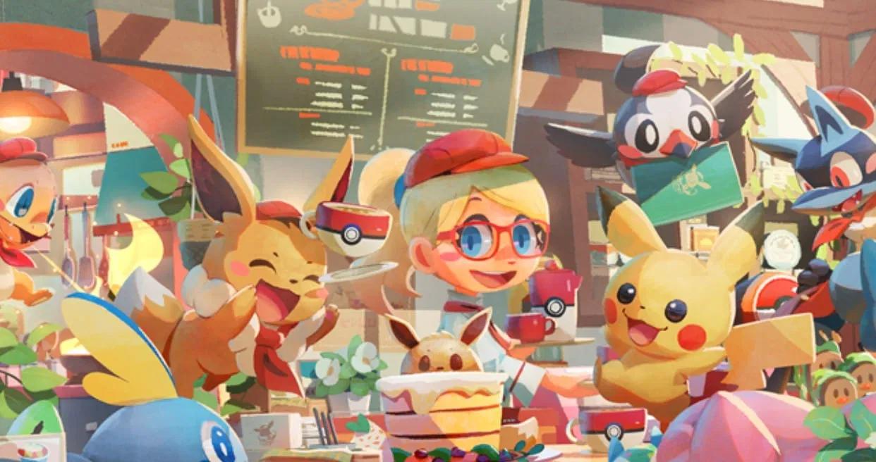 Pokemon Cafe Mix перевалил за 5 миллионов загрузок