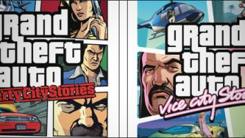 GTA Liberty City Stories и Vice City Stories для PS3
