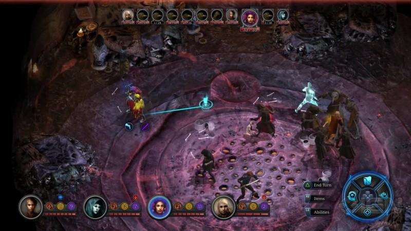 6 минут геймплея Torment: Tides of Numenara