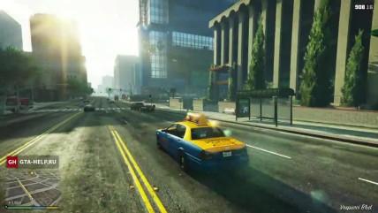 Миссии таксиста в GTA 0