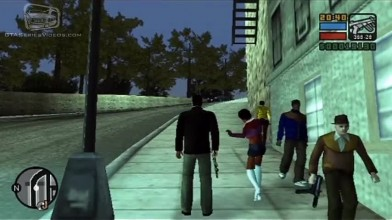 "GTA: Liberty City Stories ""Все читы в игре"""