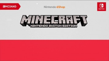 Minecraft: Nintendo Switch Edition - уже появилась на Nintendo Switch