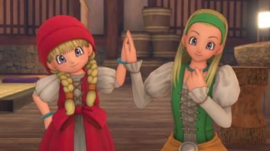 Новый трейлер Dragon Quest 11 для Switch