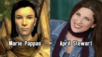 Актёры - актрисы озвучки Fallout: New Vegas.
