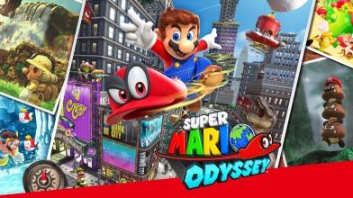 Ютьюбер прошел Super Mario Odyssey без использования Левого джойстика