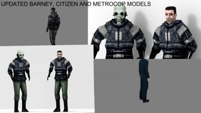 Фанаты показали, как выглядела Half-Life 2, если бы вышла в 90-ых
