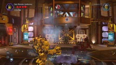 LEGO City Undercover - Финальная битва с Рексом