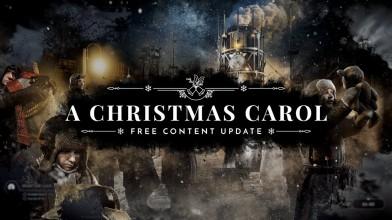 На Frostpunk обрушилась рождественская буря - вышло новое обновление