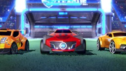 Rocket League - Трейлер DLC - Hot Wheels Triple Threat DLC Pack