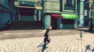 Gravity Rush 2 Прохождение на русском #6  КОСТЮМ ЖЕНЩИНЫ КОШКИ