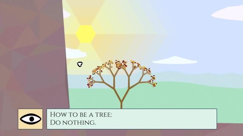 Трейлер симулятора дерева - How To Be a Tree
