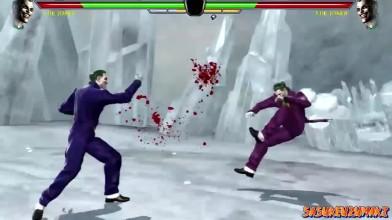 "Mortal Kombat vs. DC Universe ""Башня за Джокера"""