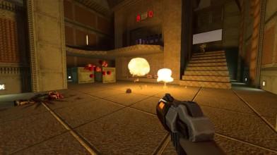 Релизный трейлер Quake 2 RTX