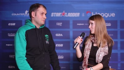 "Dota 2 ""Интервью с Goblak @ Starladder i-League LAN"""