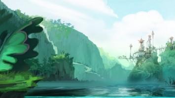 Великолепные концепт-арты Rayman: Origins