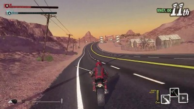 "Road Redemption ""Беспредел на дороге. Early Access"""