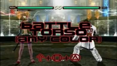 """Tekken 6 """"All Character Item Moves """""""