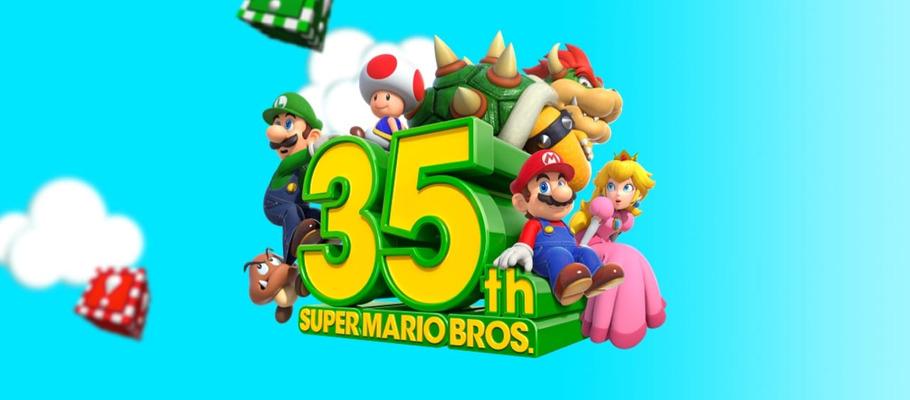 3 японских рекламных видеоролика сборника Super Mario 3D All-Stars