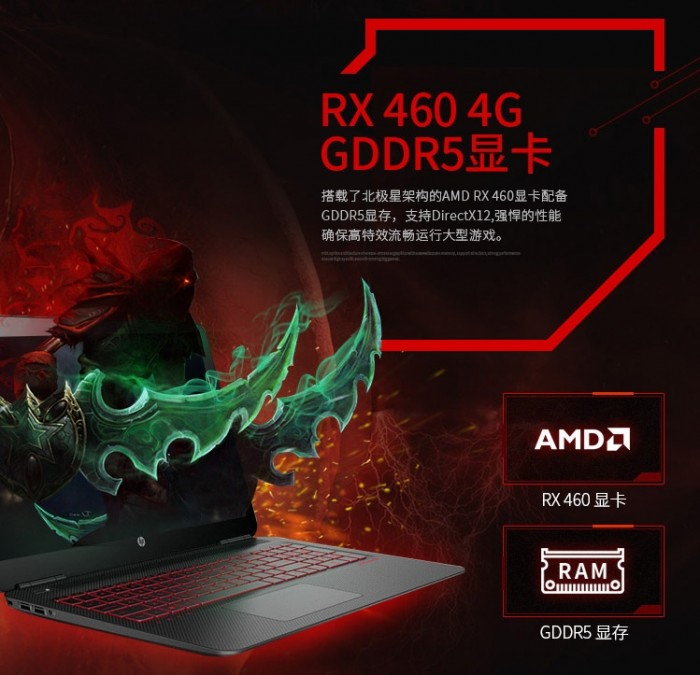 HP Omen 15 Limited Edition
