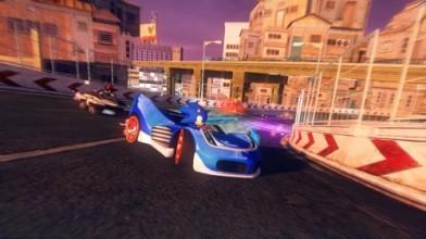 Sonic All-Stars Racing Transformed выйдет на iOS, Android и Wii U
