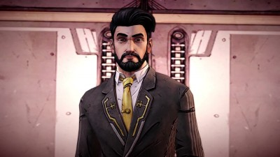 "Tales From The Borderlands ""Релизный трейлер дисковой версии."""