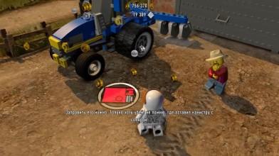 LEGO City Undercover - Хрюшки лего сбежали!