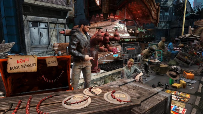Fallout 4 Better Goodneighbor and Better Third Rail