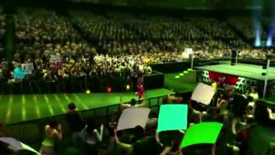 "WWE '13 ""Выход Kofi Kingston"""