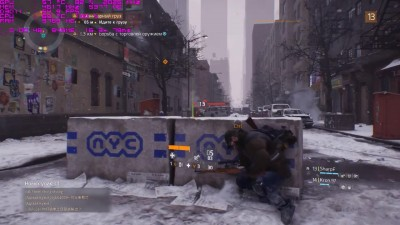 Tom Clancy's The Division gameplay i5-4690K _ GTX 1070 GameRock