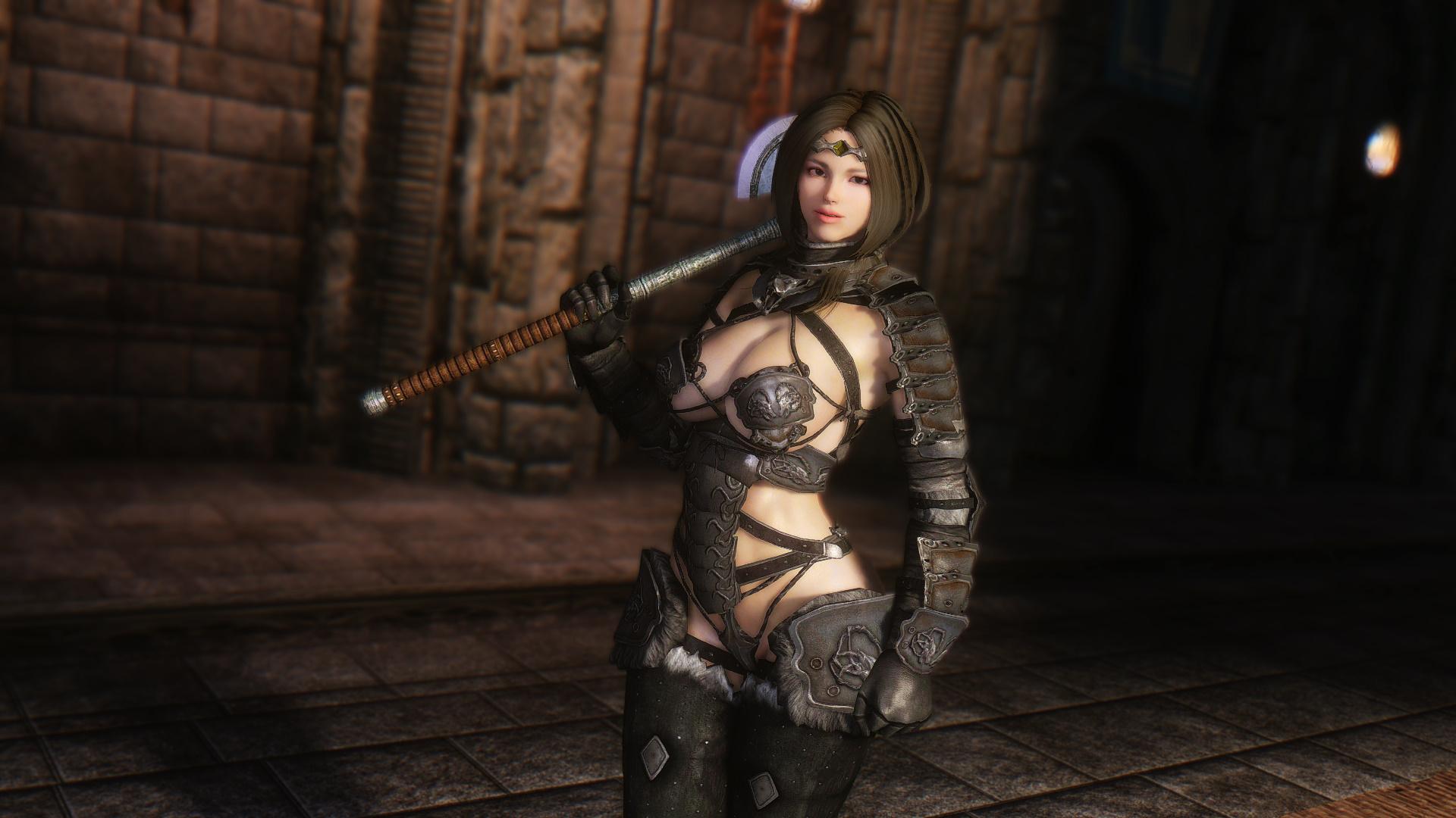 Скины сексуальные доспехи для elder scrolls skyrim
