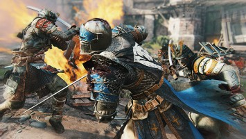Ubisoft отчиталась об успехах первого года For Honor