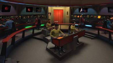 """В Star Trek: Bridge Crew добавят корабль из сериала """"Звёздный путь"""" и его команду"""