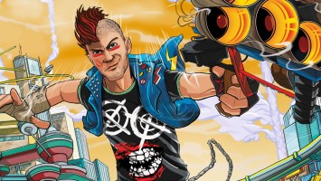 Трейлер Sunset Overdrive к релизу DLC Mystery of the Mooil Rig