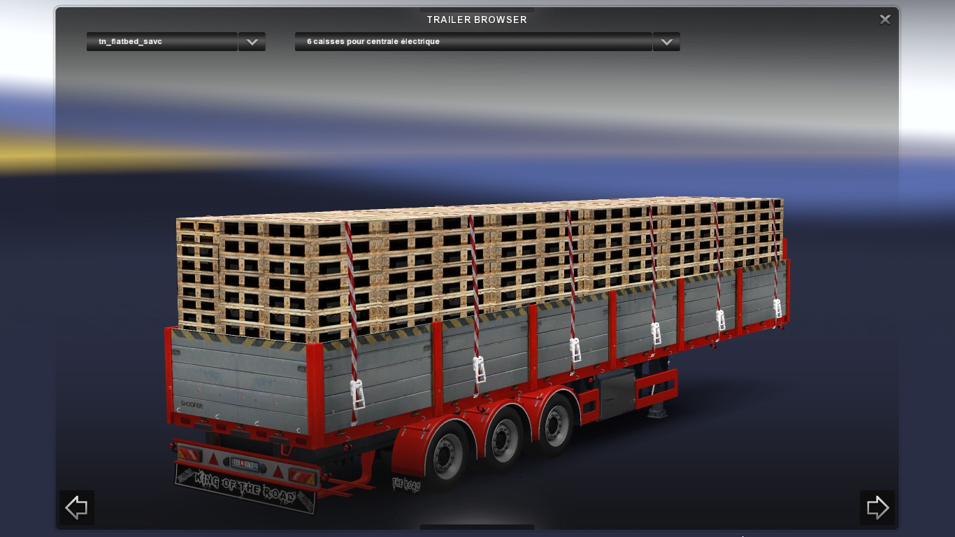 Euro truck simulator 2 1 21 1 моды