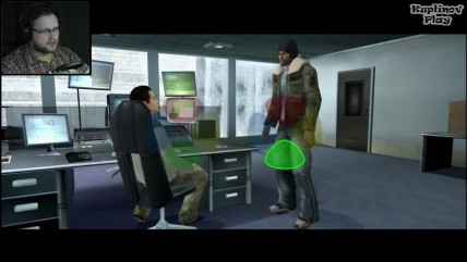 Fahrenheit: Indigo Prophecy Remastered  ЭТО НЕ МОЁ  #8