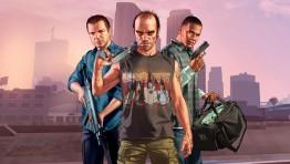 Grand Theft Auto V возглавила чарт продаж в странах EMEAA