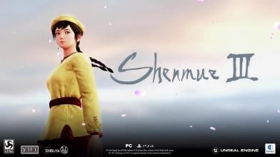 Shenmue 3 (трейлер Gamescom 2018) - русский и ламповый - VHSник