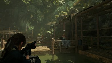 Геймплейный трейлер дополнения The Forge для Shadow of the Tomb Raider